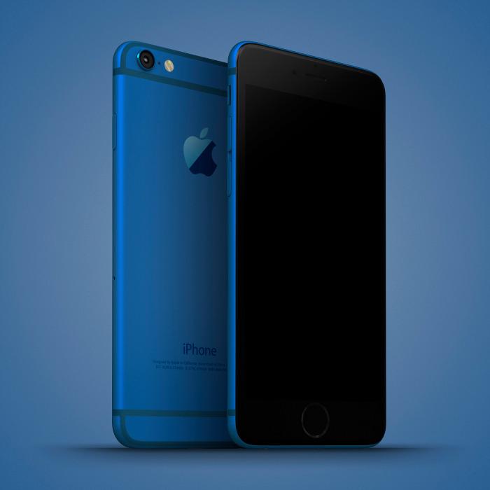 Bộ ảnh iPhone 6C 1