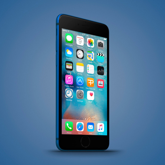 Bộ ảnh iPhone 6C 3