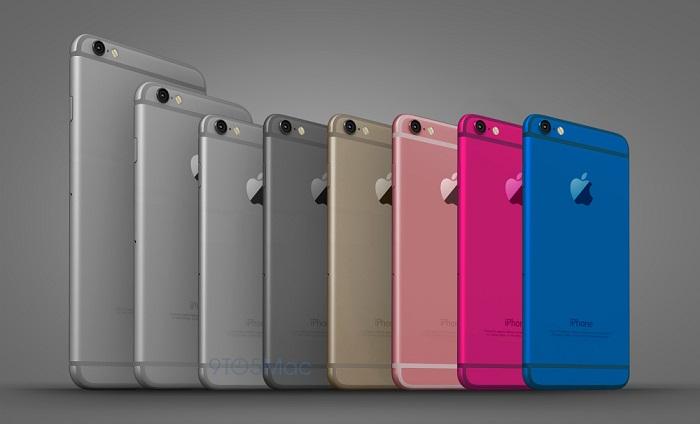 Bộ ảnh iPhone 6C 4