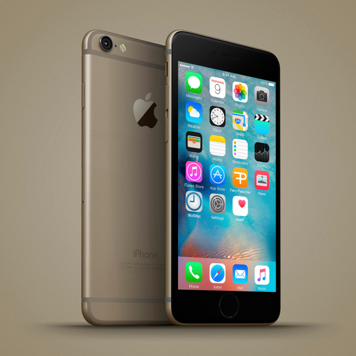 Bộ ảnh iPhone 6C 5