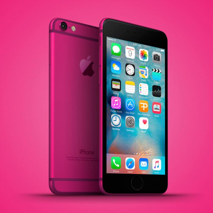 Bộ ảnh iPhone 6C 6