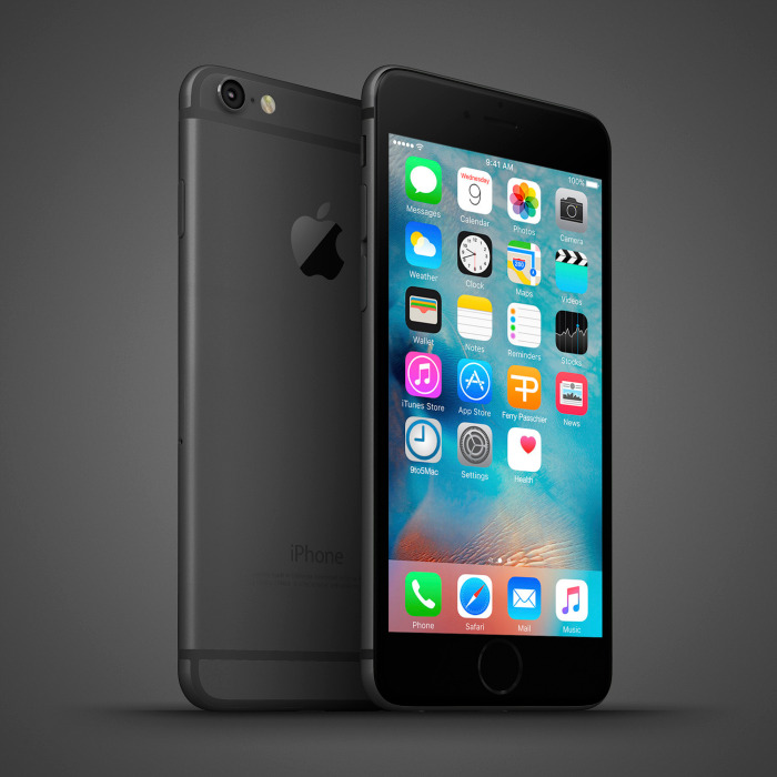 Bộ ảnh iPhone 6C 8