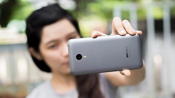 Đánh giá nhanh Meizu M2 Note 1