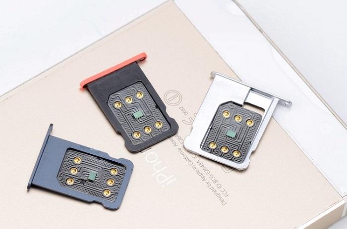 Sim ghép iPhone 5S Lock