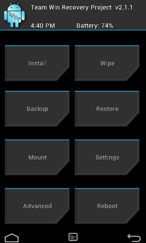 root Nexus 5, Nexus 6, Nexus 7, Nexus 9 1
