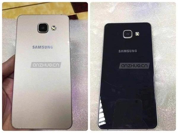 mặt sau Samsung Galaxy A5 và Samsung Galaxy A7
