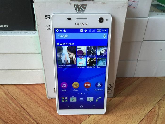 smartphone Sony Xperia cao cấp giá chỉ từ 3 triệu 5
