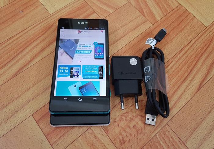 smartphone Sony Xperia cao cấp giá chỉ từ 3 triệu