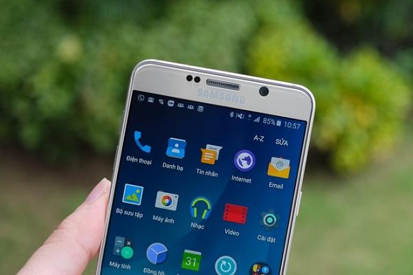 giá Samsung Galaxy Note 5
