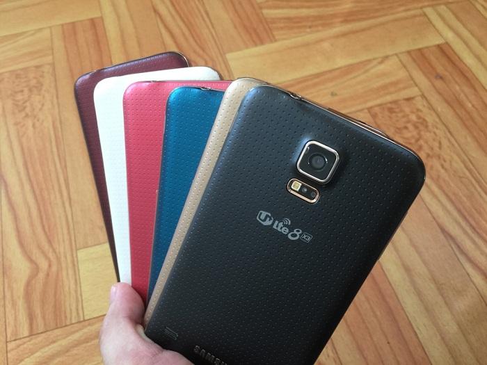 Chọn mua LG G3 Cat6 hay Samsung Galaxy S5 Hàn Quốc? - 130888