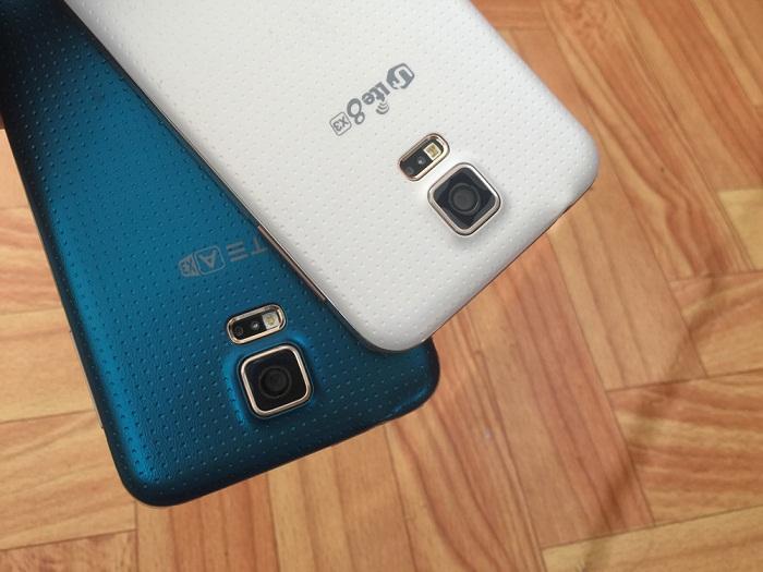 Pin LG G3 Cat6 LTE-A và Samsung Galaxy S5 LTE-A