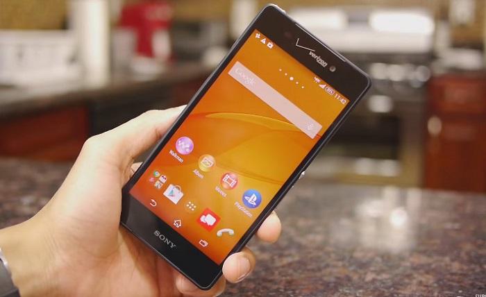 Sony Xperia Z3v Mỹ