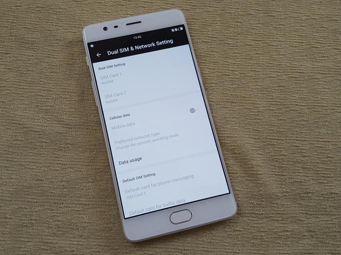 Thông tin OnePlus 3 RAM 6GB