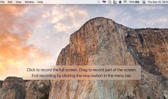 iPhone, iPad, iPod và Macbook quay màn hình 3