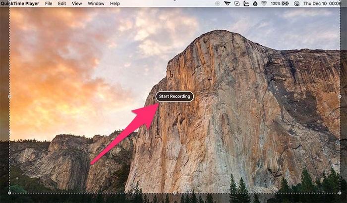 iPhone, iPad, iPod và Macbook quay màn hình 4