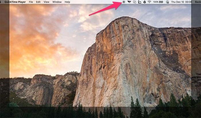 hướng dẫn iPhone, iPad, iPod và Macbook quay màn hình 2