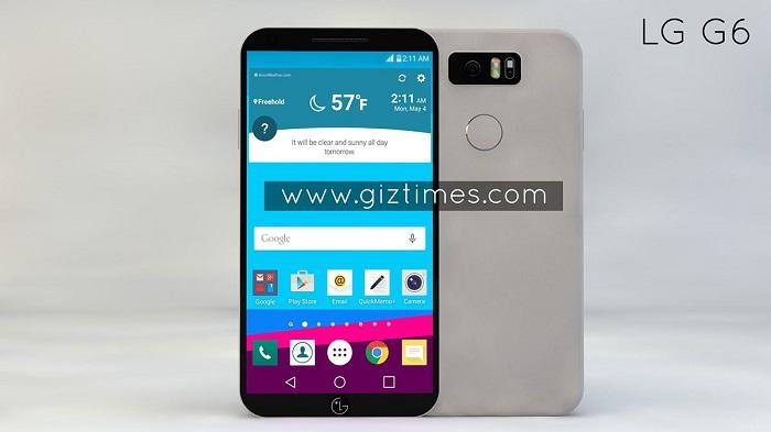 Tất cả về LG G6 4