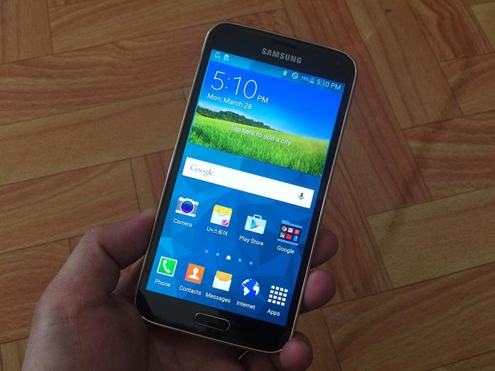 Hình ảnh Samsung Galaxy S5 13