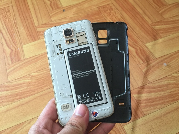 Hình ảnh Samsung Galaxy S5 7