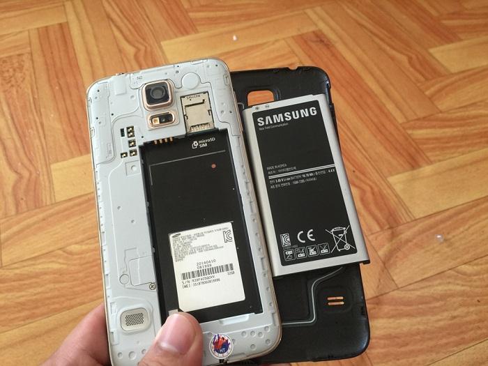 Hình ảnh Samsung Galaxy S5 9