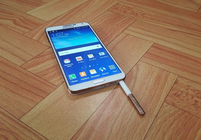 giá Samsung Galaxy Note 3