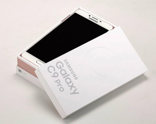 Samsung Galaxy C9 Pro giá bao nhiêu, mua ở đâu?