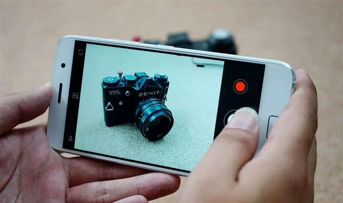 camera Lenovo ZUK Z1