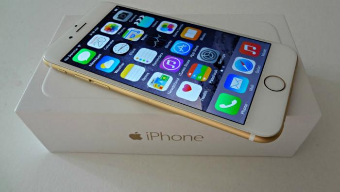 Giá iPhone 6 quốc tế