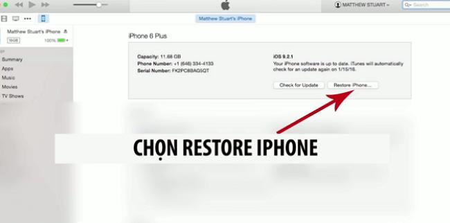 Phải làm gì khi quên mật khẩu iPhone? 2