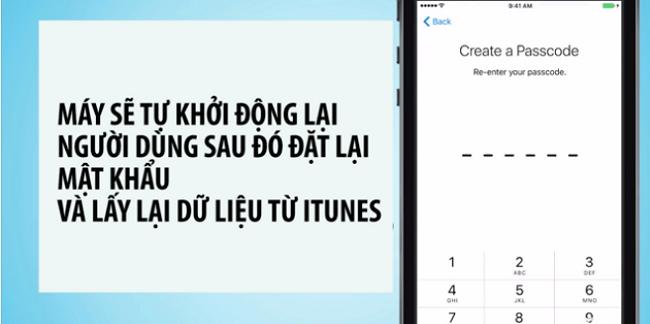 Phải làm gì khi quên mật khẩu iPhone? 14