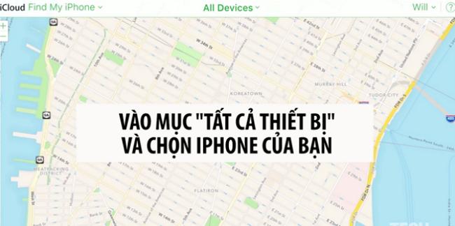 Phải làm gì khi quên mật khẩu iPhone? 6