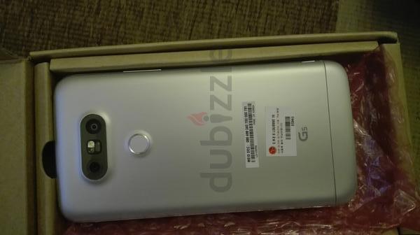 LG G5 bom tấn ra mắt