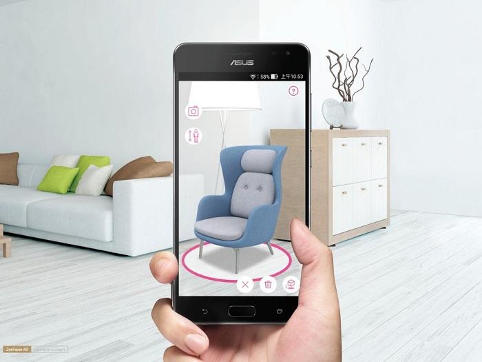 điện thoại Asus Zenfone AR