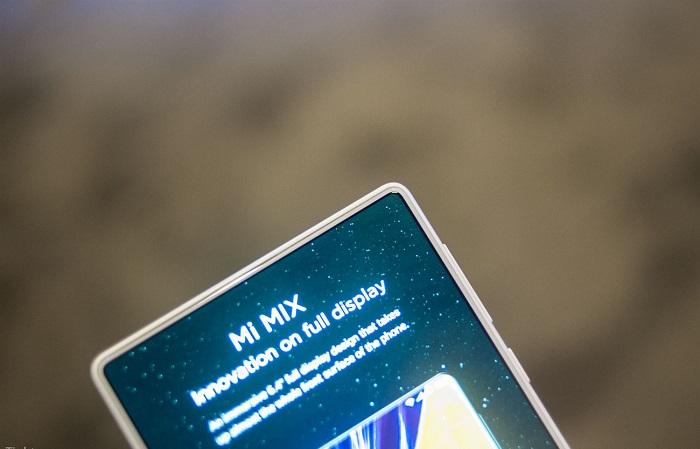 logo XiaomiMi Mix