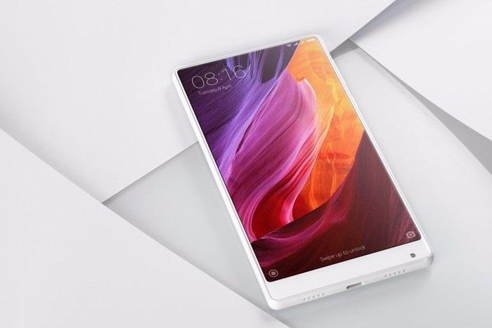 Xiaomi Mi Mix phiên bản màu trắng