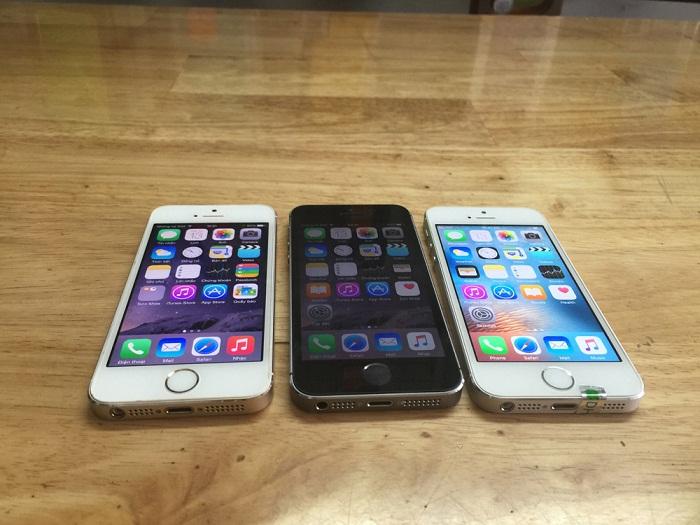 Lý giải iPhone 5S pin
