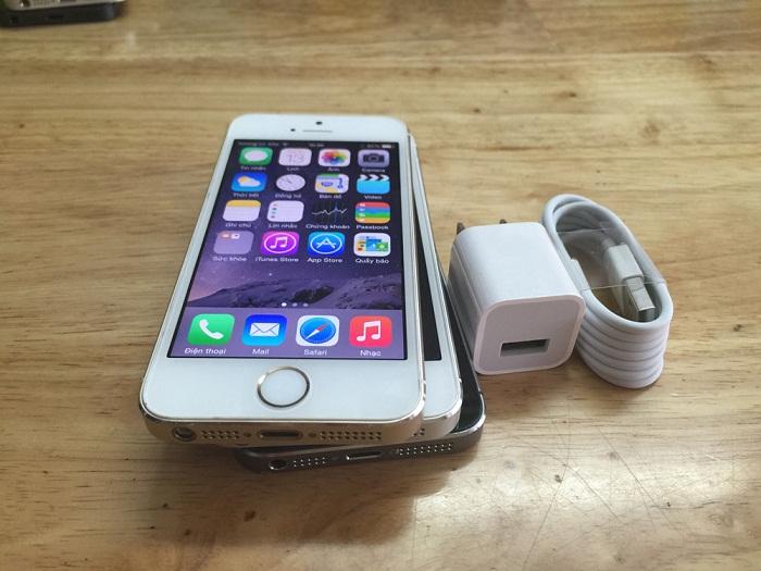 Lý giải iPhone 5S cấu hình