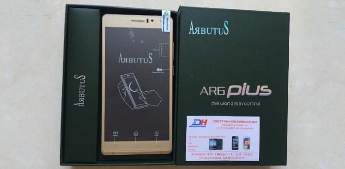 Gia Arbutus AR6 Plus