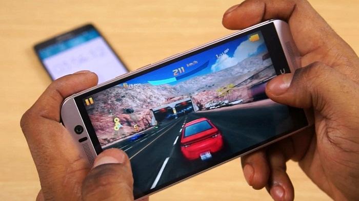 Cấu hình HTC One M9