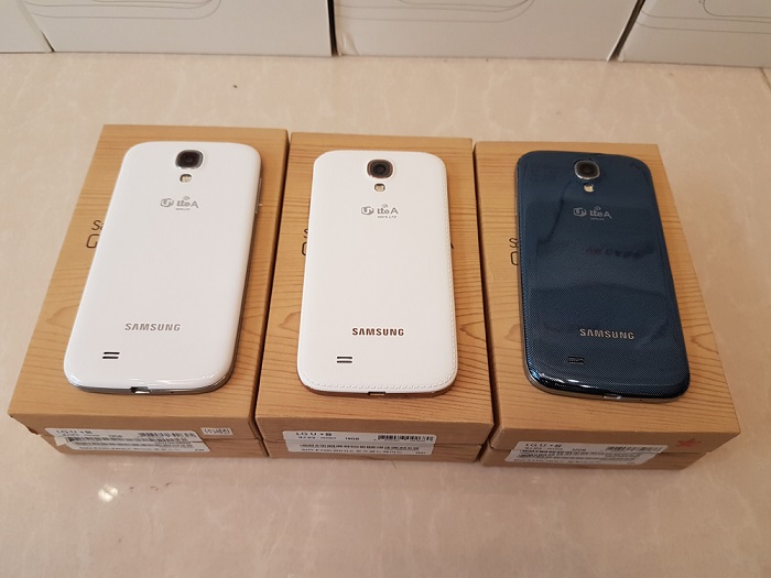 Samsung Galaxy S4 Hàn Quốc