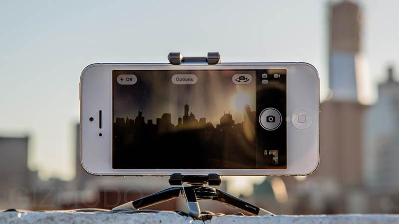 camera iPhone nghiên cứu