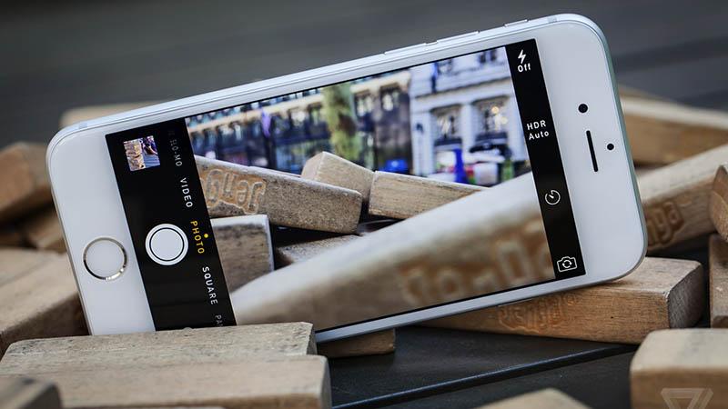 camera iPhone phát triển