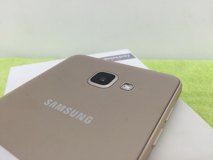Camera Samsung Galaxy A7 2016