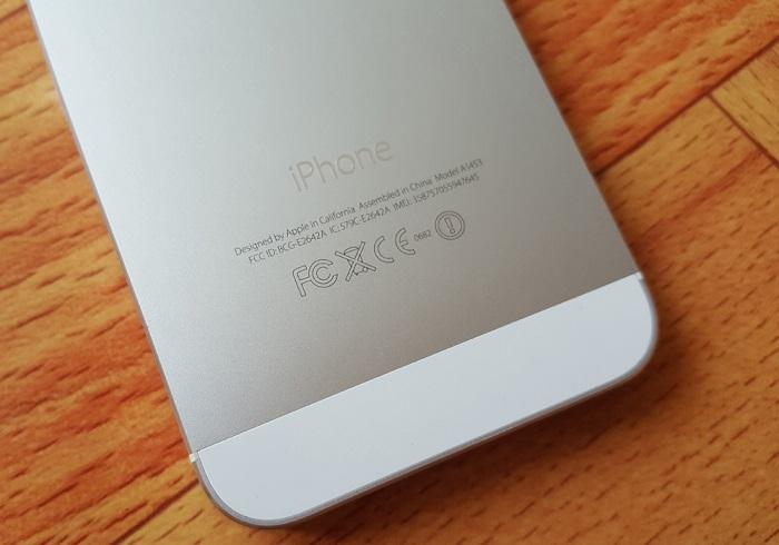 Kiểm tra iCloud, IMEI iPhone cũ