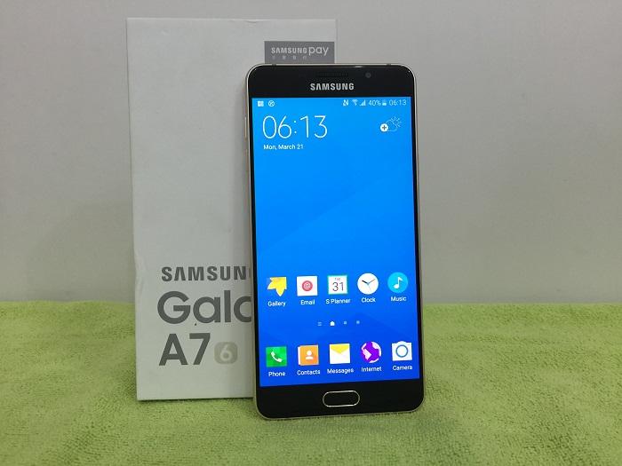 Samsung Galaxy A7 2016 3