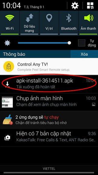 theo dõi tin nhắn trên thiết bị android khác 2