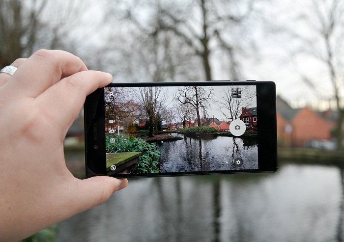 Camera Sony Xperia Z5 Premium