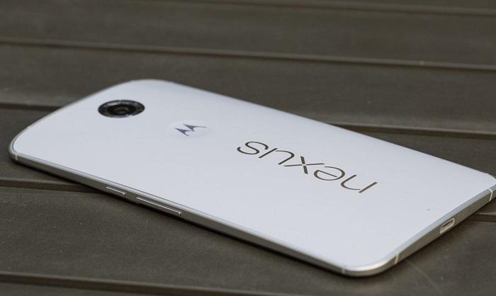 Thiết kế Nexus 6