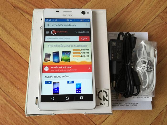 Sony Xperia C4 Ultra Dual
