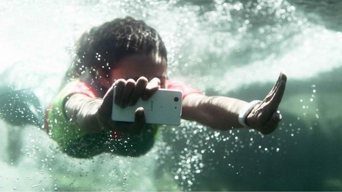 Chống nước Sony Xperia Z3 Compact